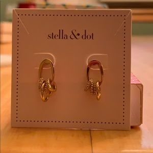 Stella & Dot Maika earrings